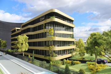 EDF siège régional